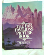 The Far Pavilions Picture Book  by M .M. KAYE  Softcover  - $13.94