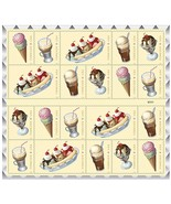 Soda Fountain Favorites USPS Forever Stamps. Sheet of 20. NEW - €8,48 EUR