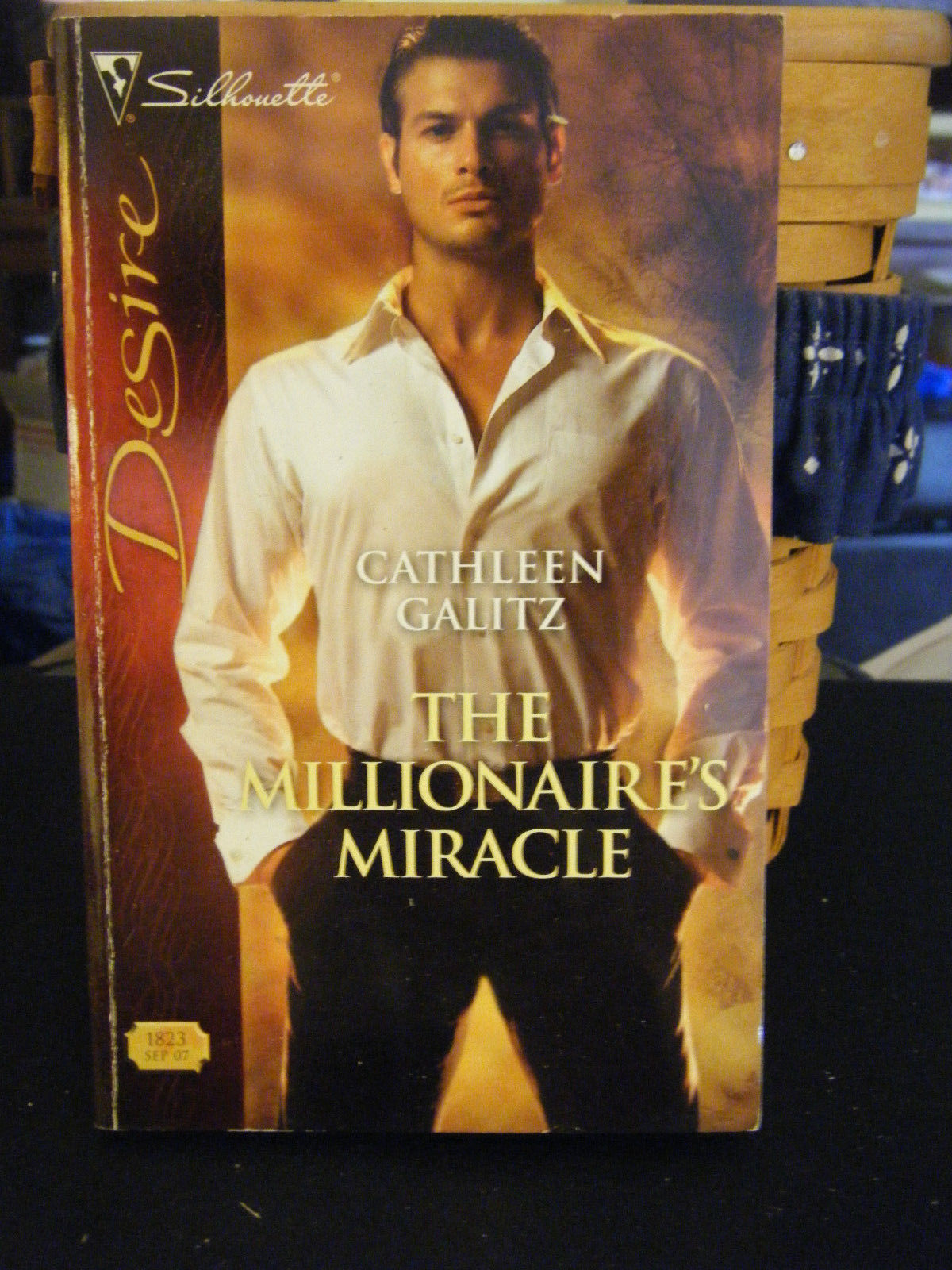 Desire: The Millionaire's Miracle by Cathleen Galitz (2007, Paperback)