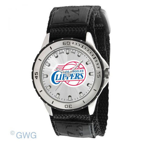 Game Time NBA Los Angeles Clippers Veteran Analog Watch 11703