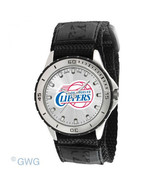 Game Time NBA Los Angeles Clippers Veteran Analog Watch 11703 - $27.94