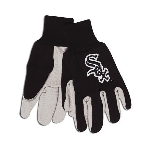 Wincraft MLB Chicago White Sox Two Tone Utility Gloves
