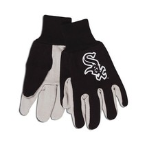 Wincraft MLB Chicago White Sox Two Tone Utility Gloves - $12.19