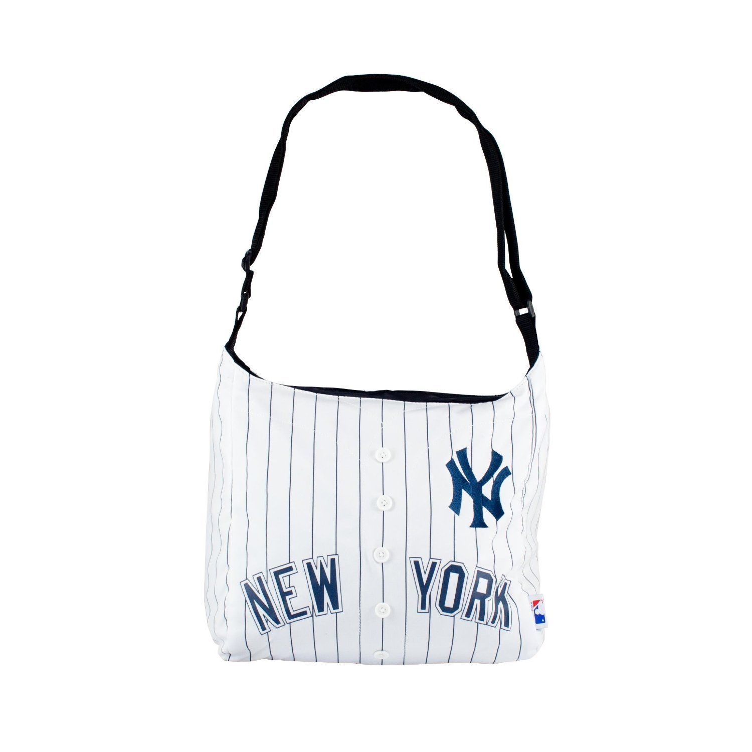 Little Earth MLB New York Yankees Jersey Tote Bag 9217