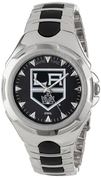 Game Time NHL Los Angeles Kings Veteran Analog Watch 7366