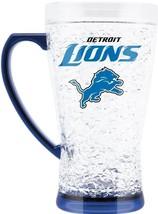 Duck House Sports NFL Detroit Lions Crystal Flared Mug 5335 - $15.79