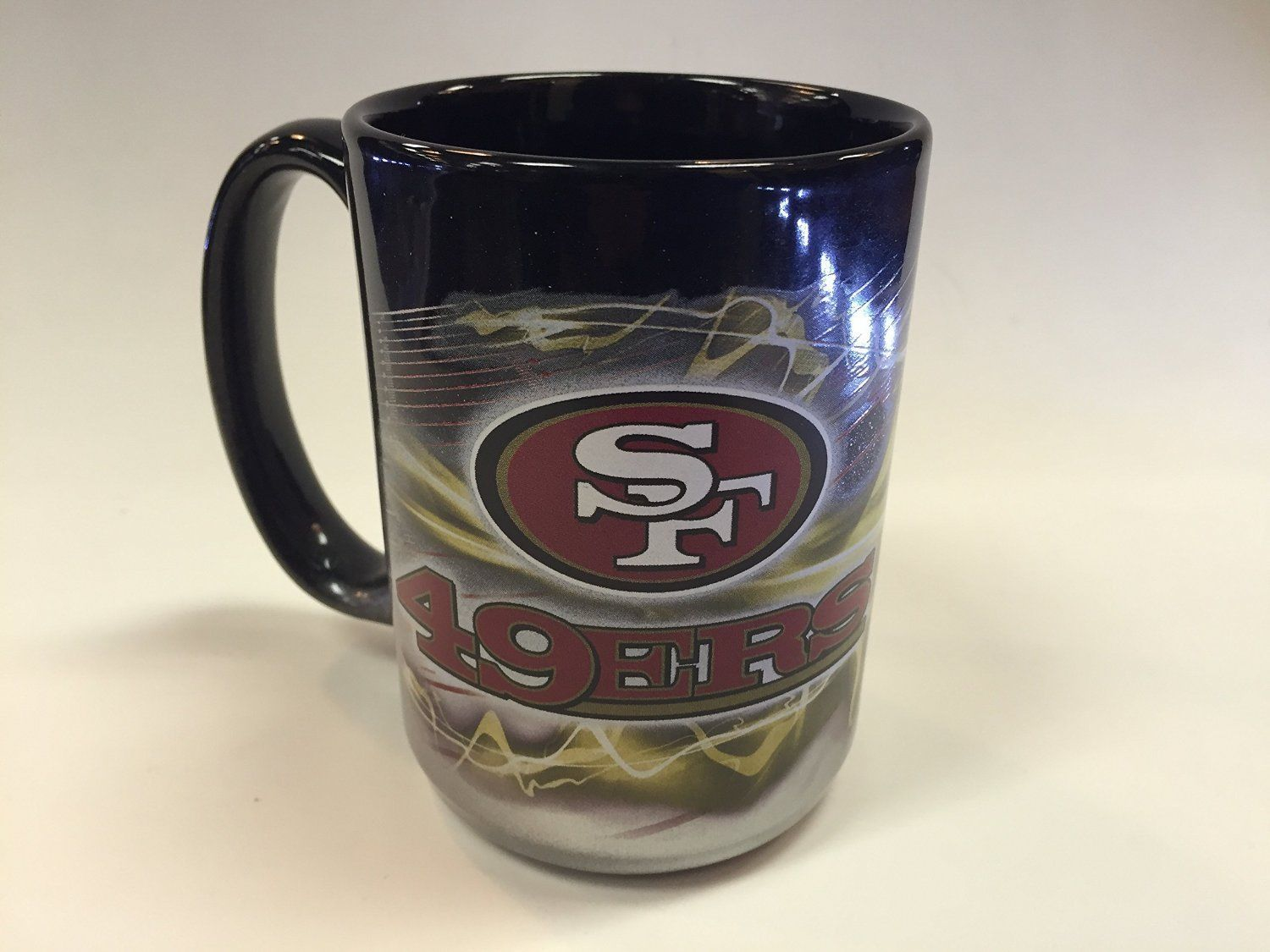 Great American NFL San Francisco 49ers Print Coffee Mug