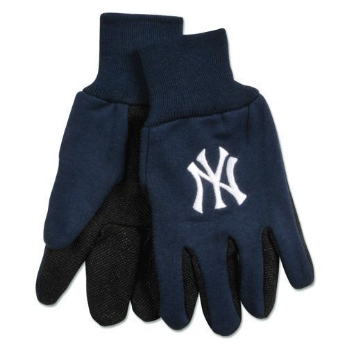 Wincraft MLB New York Yankees Two Tone Utility Gloves 6348