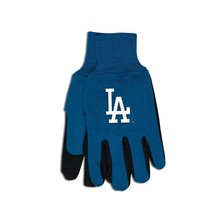 Wincraft MLB Los Angeles Dodgers Two Tone Utility Gloves 6340 - $12.19