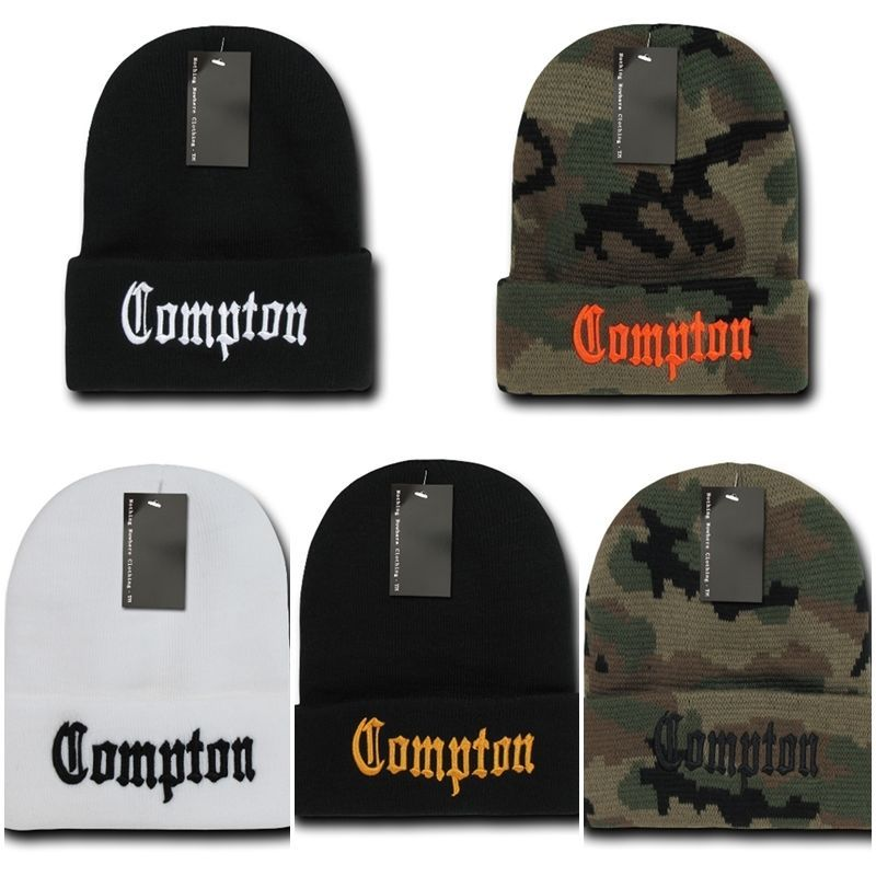 35d633a9832081 DECKY Compton Long Cuffed Beanie Old English and 50 similar items