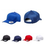 Yupoong Flexfit Athletic Pro-Mesh Adjustable Velcro Cap Hat 6008 - $13.99
