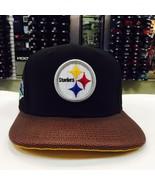 New Era 9FIFTY NFL Pittsburgh Steelers Vize SB XLIII Adjustable Cap/Hat ... - $28.04