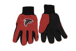 Wincraft NFL Atlanta Falcons Two Tone Utility Gloves 6338 - $12.19