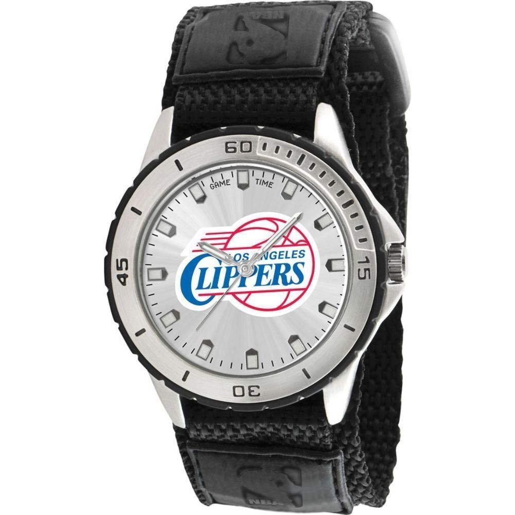 Game Time Men's NBA Veteran Series Watch CLIPPERS team name