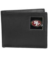 Nfl Bifold Wallet In A Window Box - San Francisco 49Ers - $36.35
