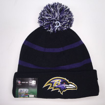 New Era Baltimore Ravens NFL 2013 Sport Knit Beanie 9747 - $23.36