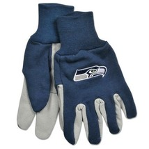 Wincraft NFL Seattle Seahawks Two Tone Utility Gloves 9804 - $12.19