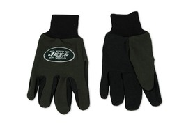 Wincraft NFL New York Jets Two Tone Utility Gloves 6345 - $12.19