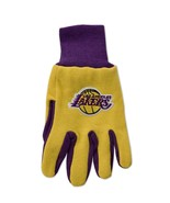 Wincraft NBA Los Angeles Lakers Two Tone Utility Gloves 6344 - $12.19