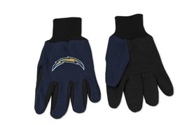 Wincraft NFL San Diego Chargers Two Tone Utility Gloves 6359 - $12.19