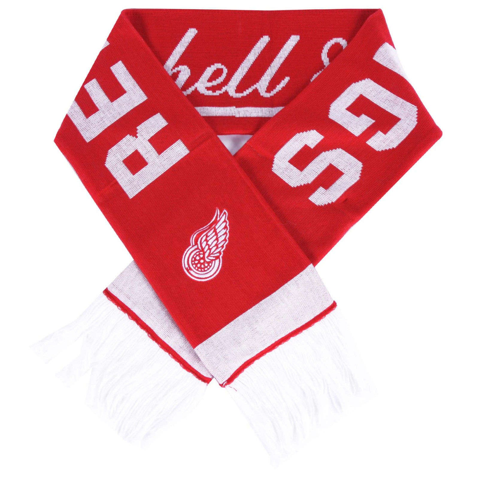 Mitchell & Ness NHL Detroit Red Wings Scarf 6729