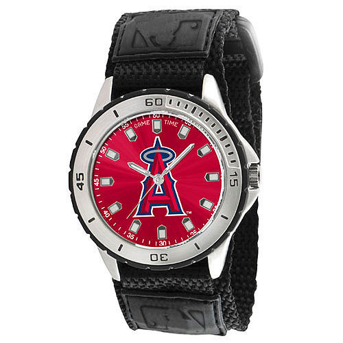 Game Time MLB Los Angeles Angels Veteran Analog Watch 7345