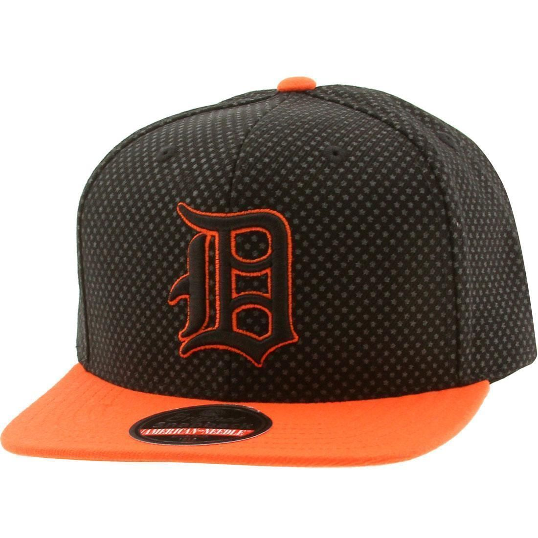 American Needle MLB  Detroit Tigers Star Child  Snapback Cap Hat 12818