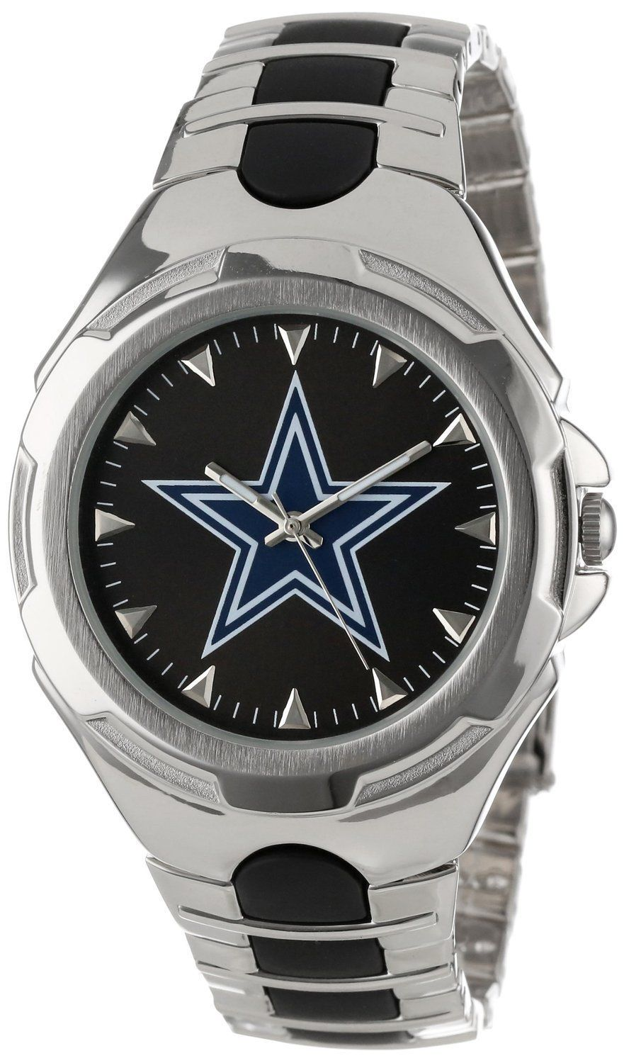Game Time Men's NFL Victory Series Watch dallas cowboy