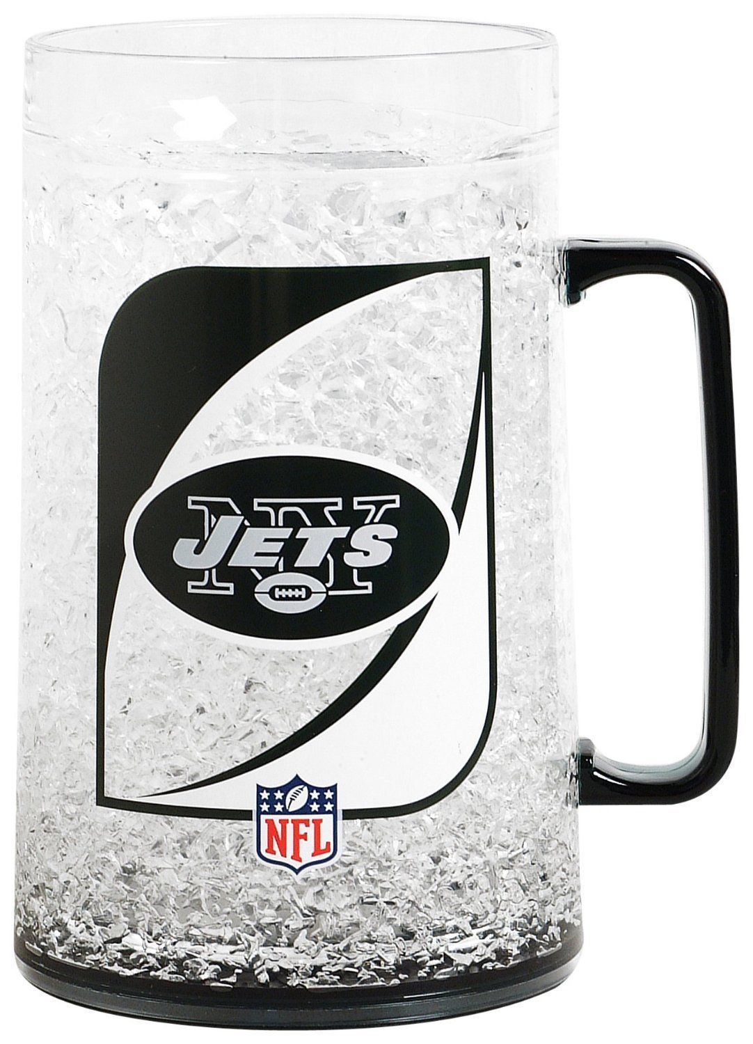 Duck House Sports NFL New York Jets Monster Mug 5386