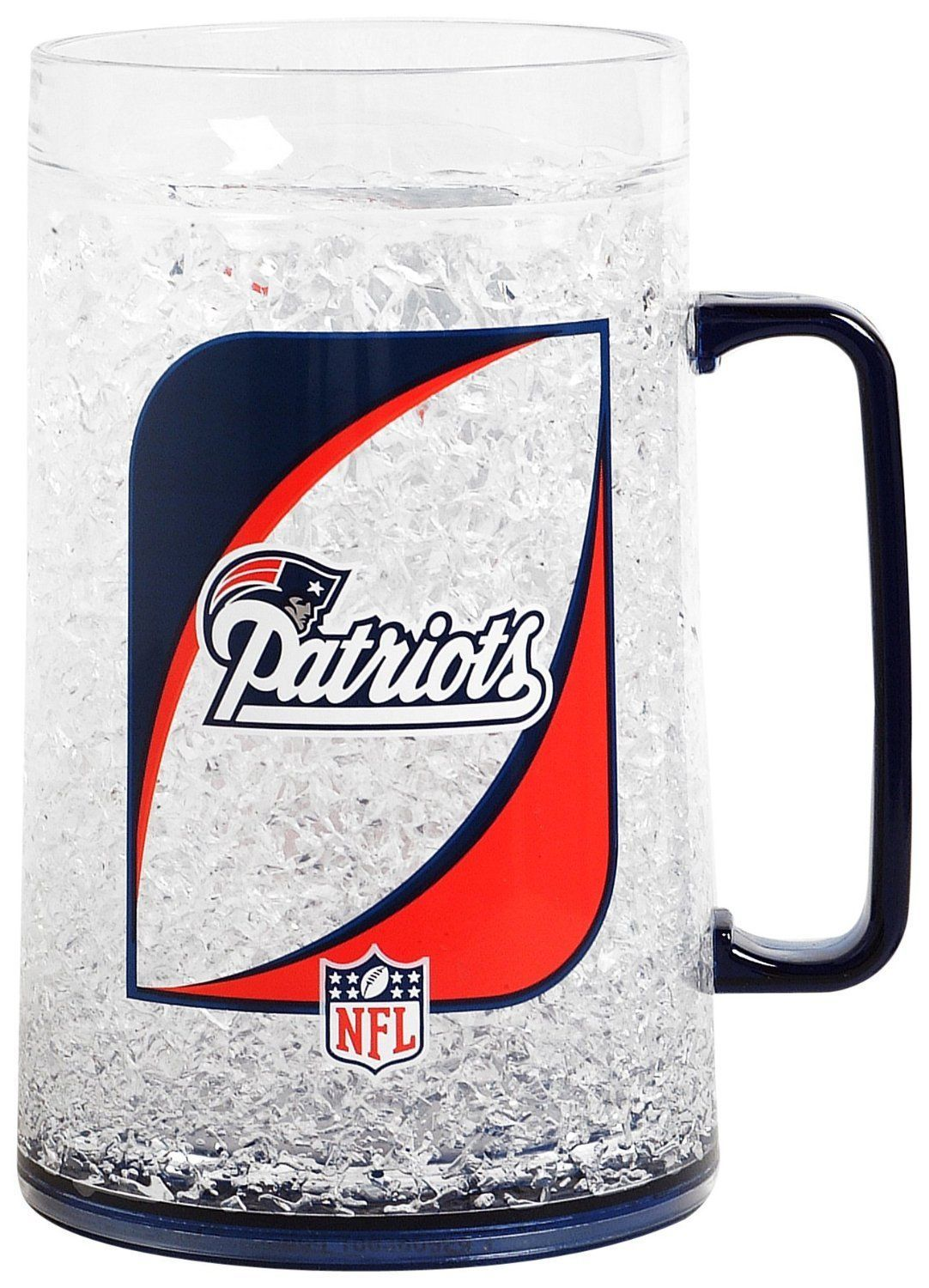 Duck House Sports NFL New England Patriots Monster Mug 5385