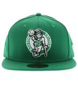 New Era NBA Hardwood Classics Boston Celtics Fitted Cap  - $29.99