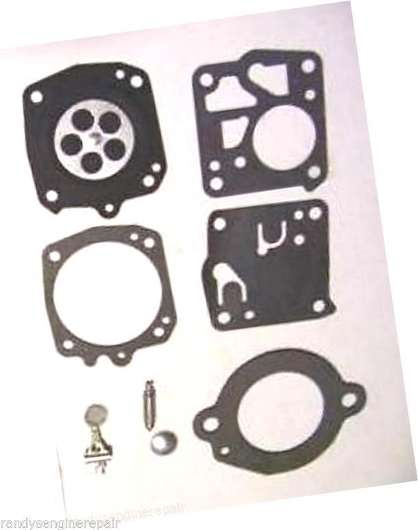 OEM Genuine Tillotson RK-1-HT Carburetor Carb Repair Kit Stihl 084 Saw Overhaul