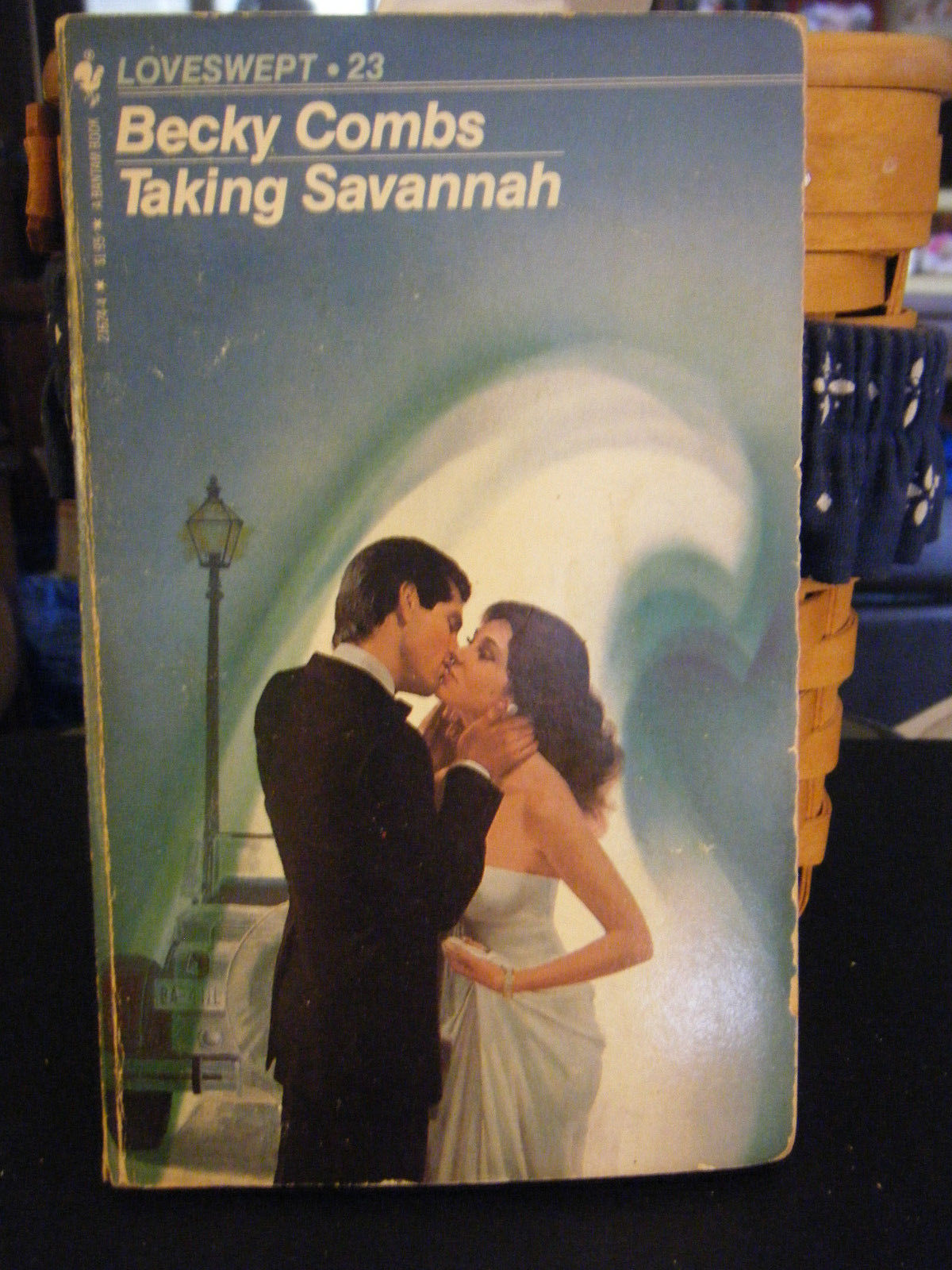 Taking Savannah by Becky Combs (1983, Paperback)