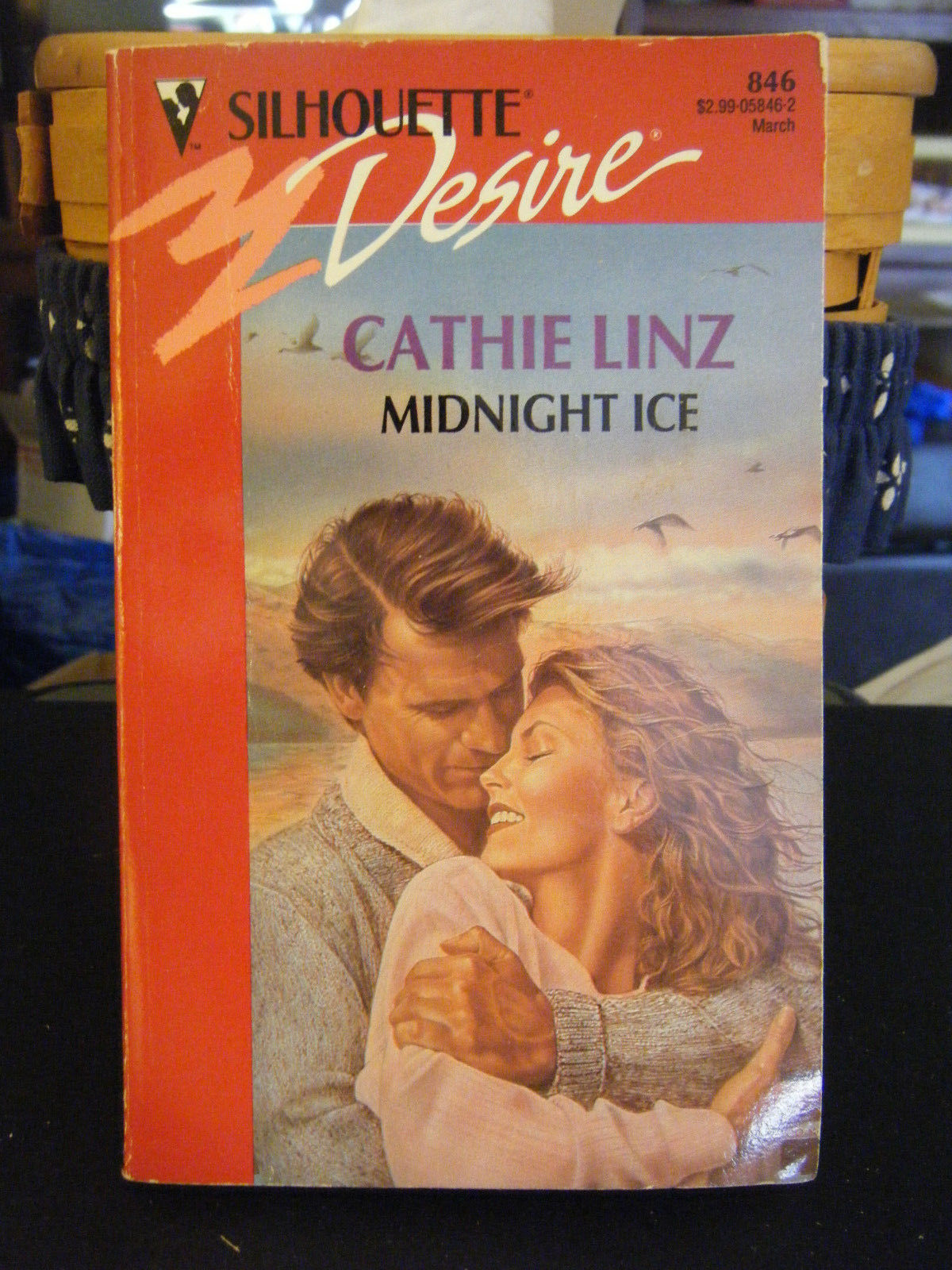 Midnight Ice by Cathie Linz (1994, Paperback)