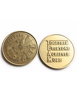 Target Safety TEAM Medallion Together Everyone Achieves More Challenge Coin - $1.59