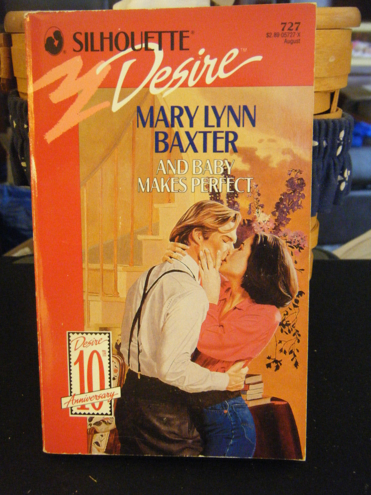 And Baby Makes Perfect by Mary L. Baxter (1992, Paperback)