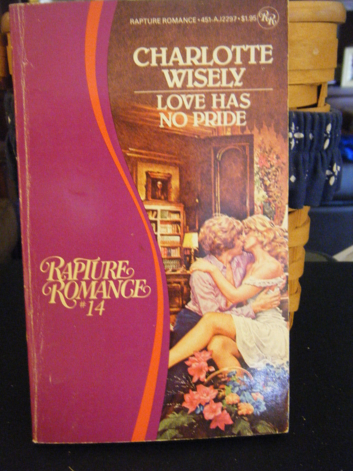 Love Has No Pride by Charlotte Wisely (1983, Paperback)