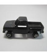 Vintage 1970's Black TootsieToy Chevy Step-Side Pickup Truck - $6.99