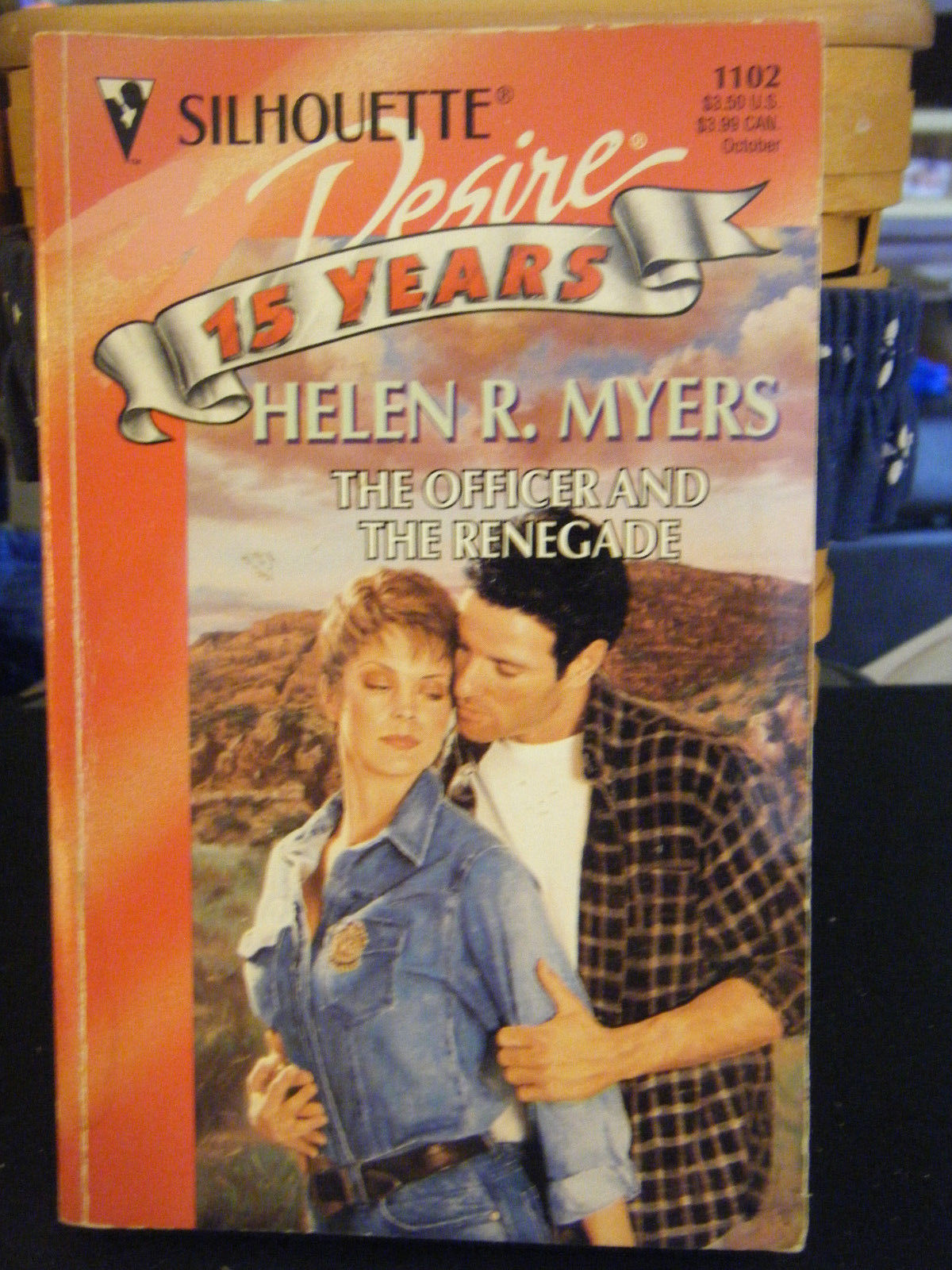 The Officer and the Renegade by Helen R. Myers (1997, Paperback)