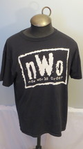 New World Order Shirt (Wrestling) - Large Classic Graphic - Men's Large  - $49.00