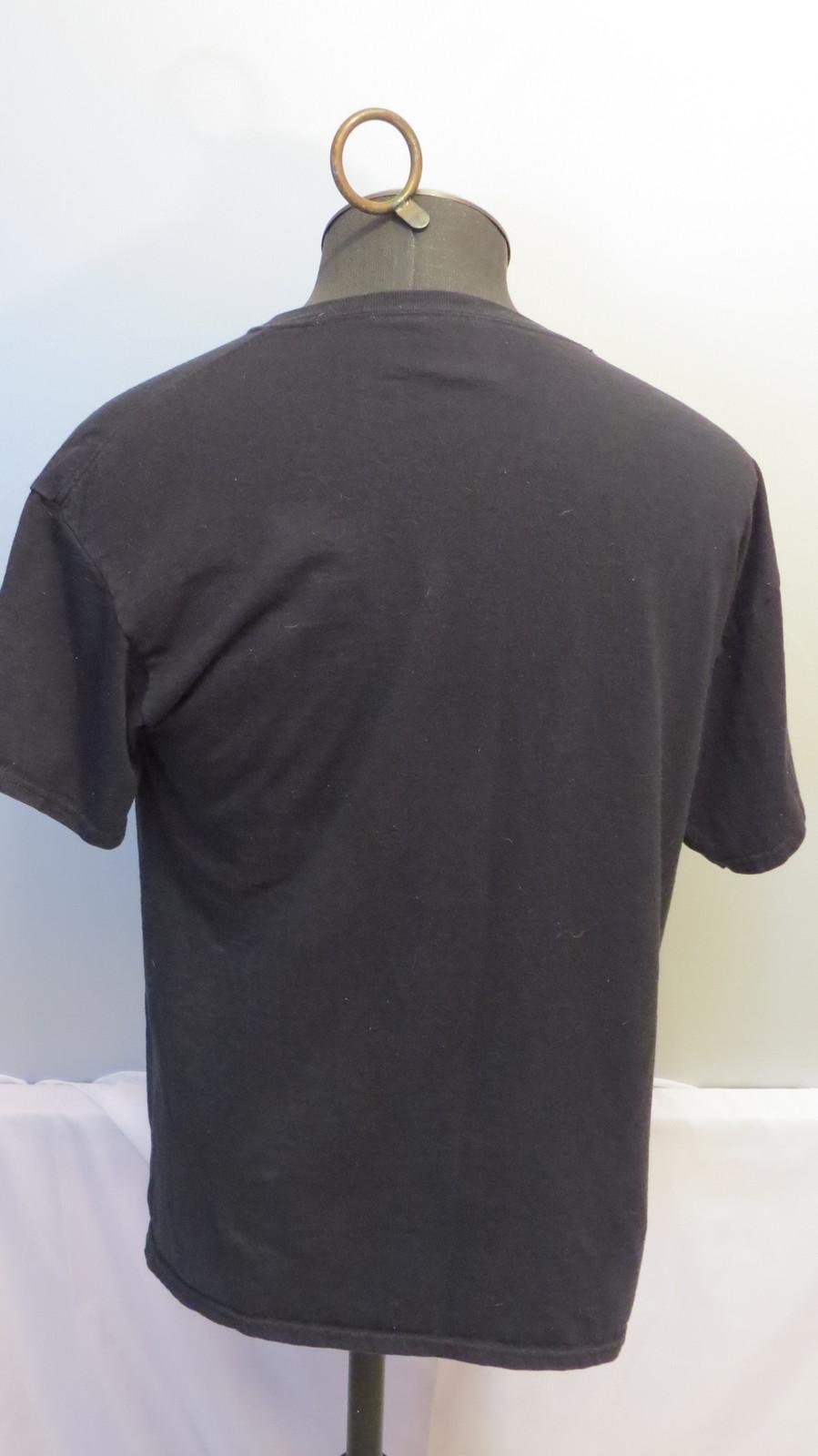 New World Order Shirt (Wrestling) - Large Classic Graphic - Men's Large