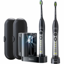 Philips Sonicare FlexCare Whitening Edition Rechargeable Toothbrush, 2-pack,  - $179.99