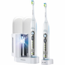 Philips Sonicare FlexCare Whitening Edition Rechargeable Toothbrush 2-Pack White - $179.99