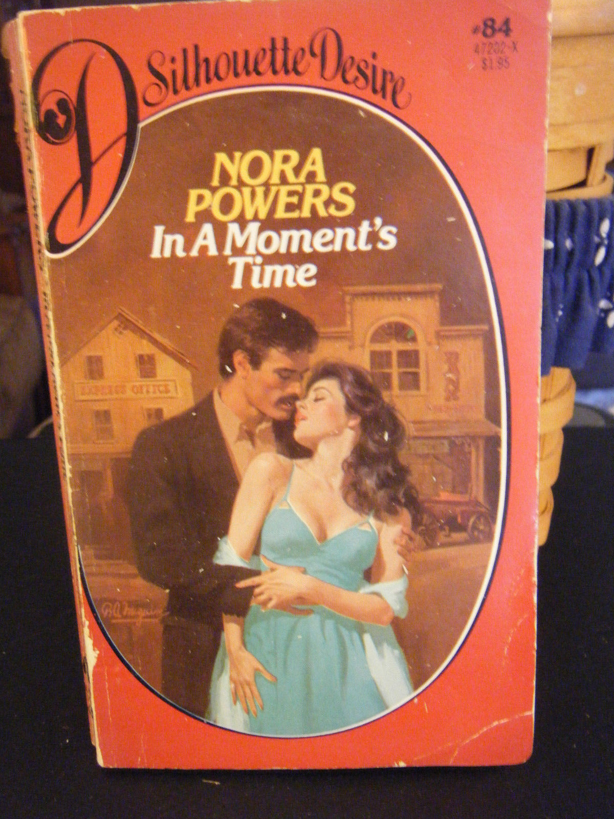 In a Moment's Time by Nora Powers (1983, Paperback)