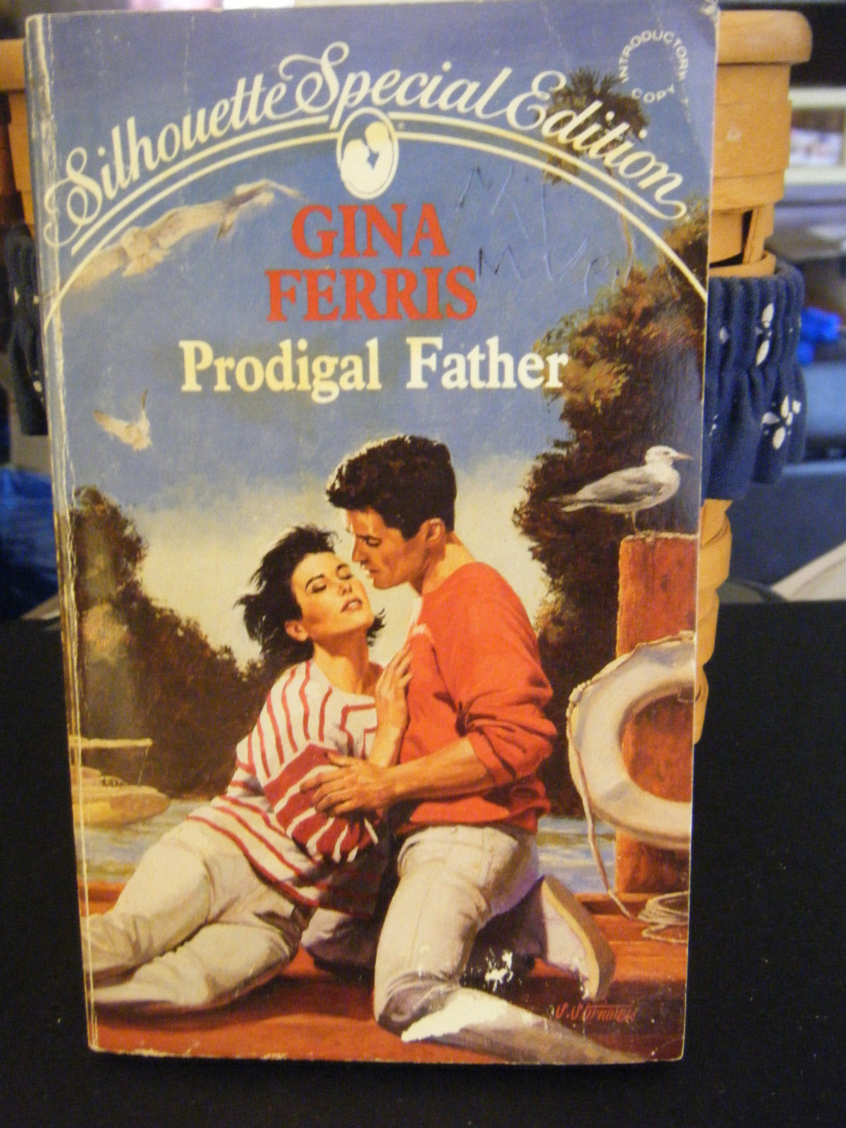 Silhouette Special Edition: Prodigal Father by Gina Ferris (1991, Paperback)