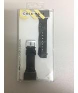 Case-Mate  Facets Smartwatch Glitter Band Apple Watch 38mm Black CM03278... - $5.94