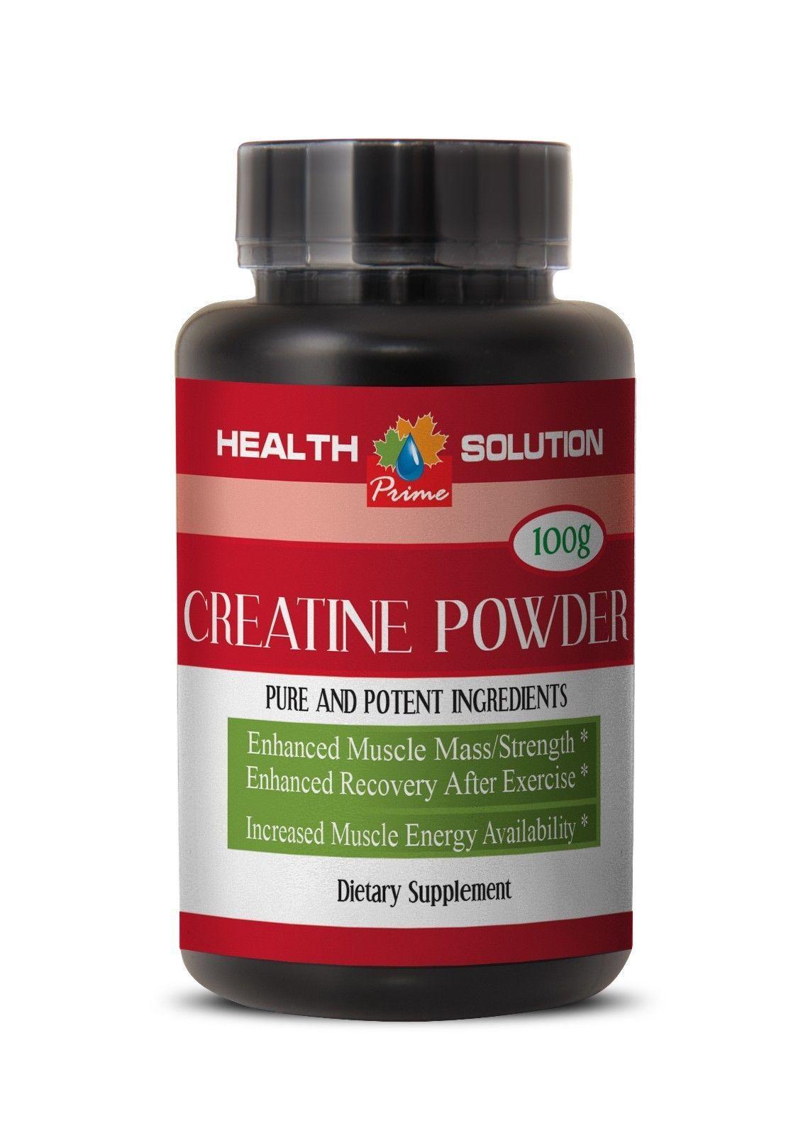 Mood Boost - CREATINE POWDER 100G Dietary Supplement