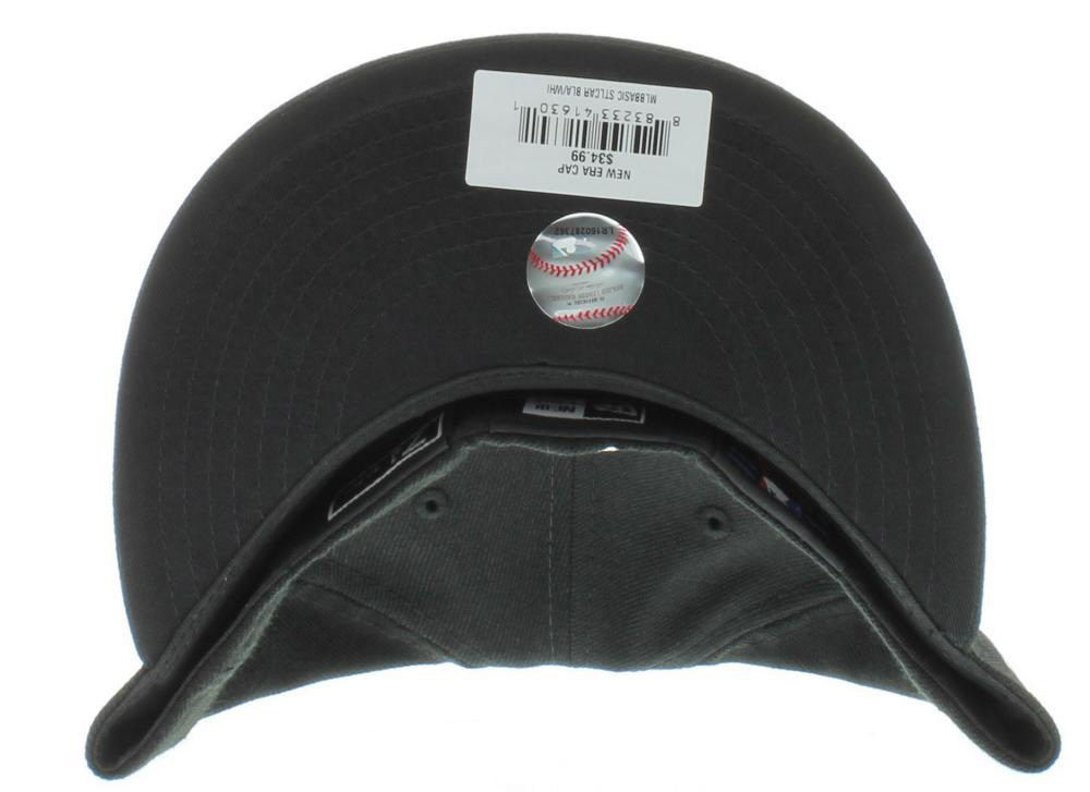 New Era 59Fifty MLB St Louis Cardinals Black White Fitted Cap