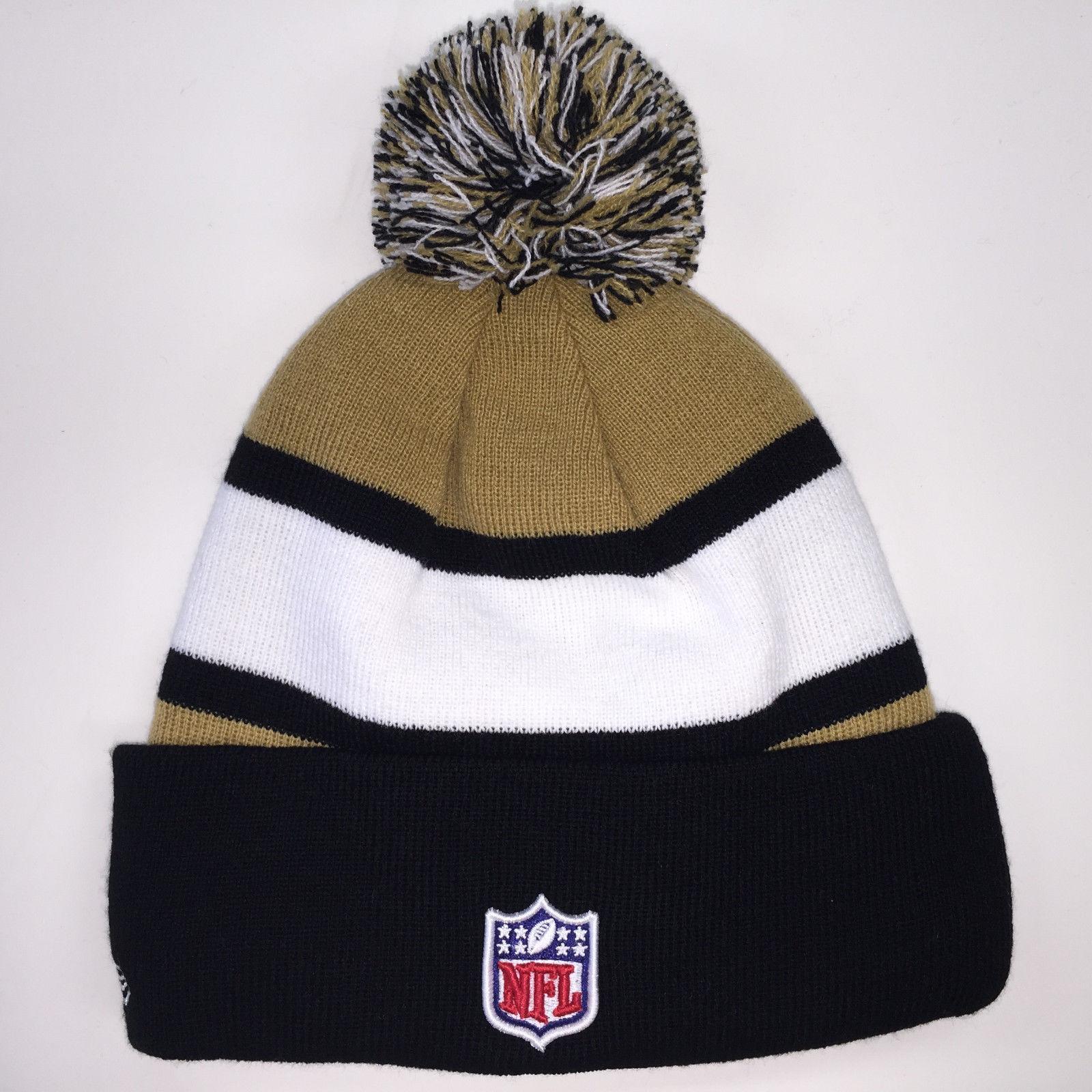 New Era New Orleans Saints NFL 2013 Sport Knit Beanie 9755