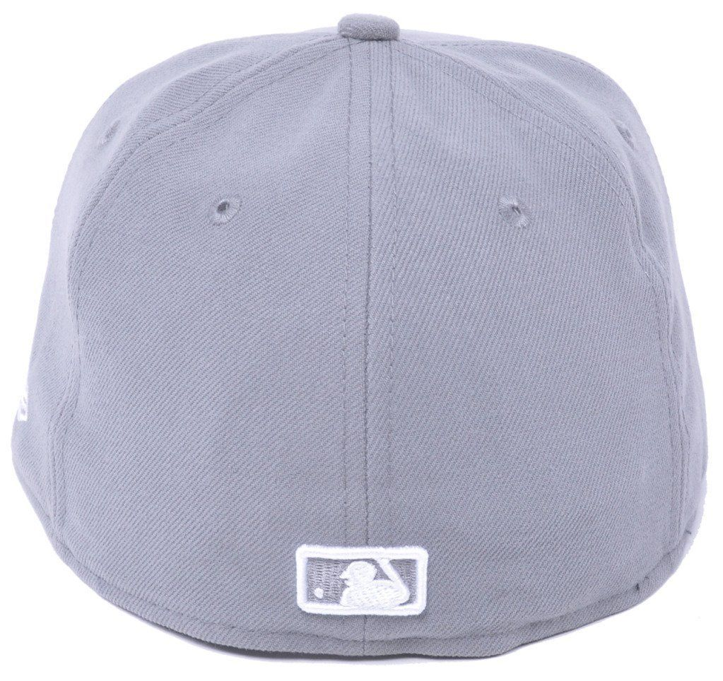 New Era 59Fifty MLB Pittsburgh Pirates Storm Gray Fitted Cap
